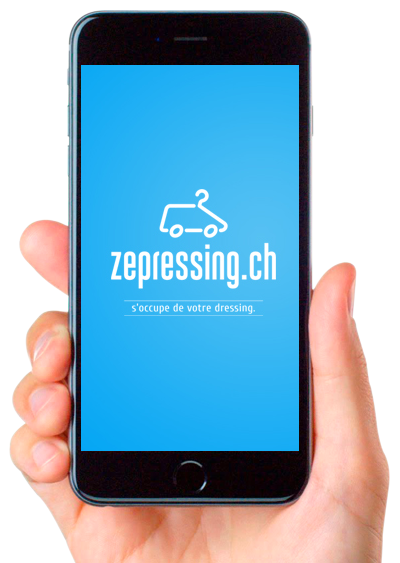 appli mobile Zepressing
